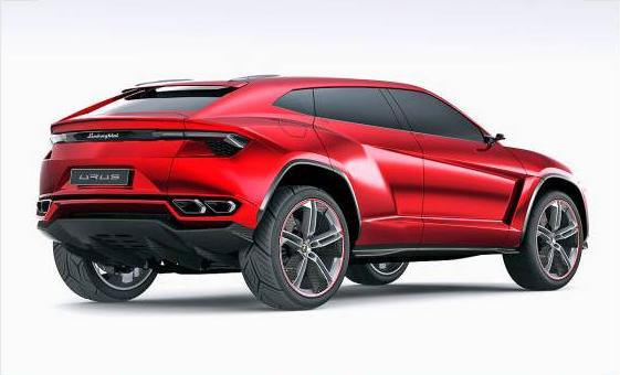 Lamborghini Urus: The first Super SUV?