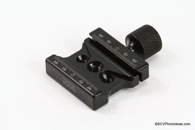 Hejnar Photo F62Ab Quick Release Clamp top view