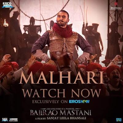 Malhari - Bajirao Mastani (2015)