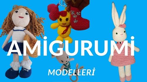 Amigurumi Modelleri