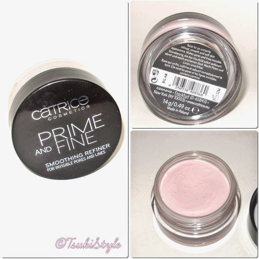 prime and fine catrice