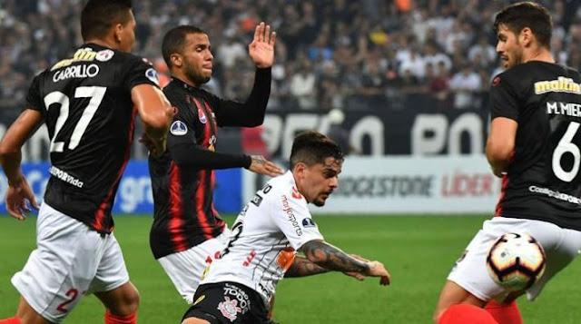 Deportivo Lara vs Corinthians VER EN VIVO ONLINE por la Copa Sudamericana 2019.