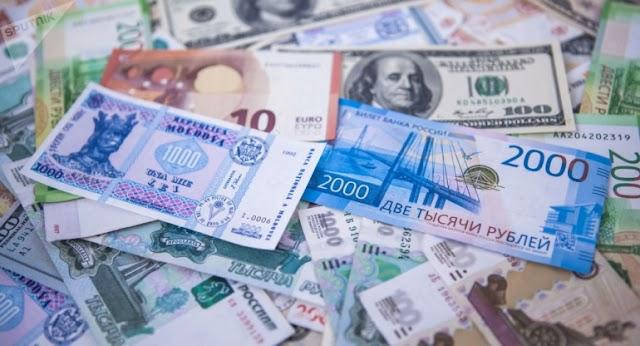 Был ли покрыт спрос на валюту в апреле?