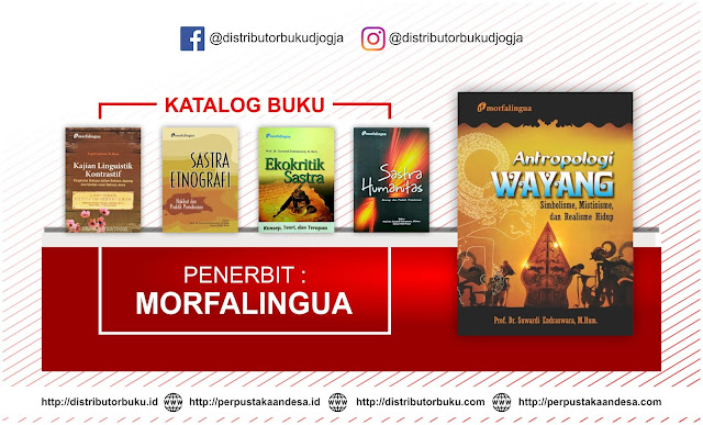 Buku Terbaru Terbitan Penerbit Morfalingua