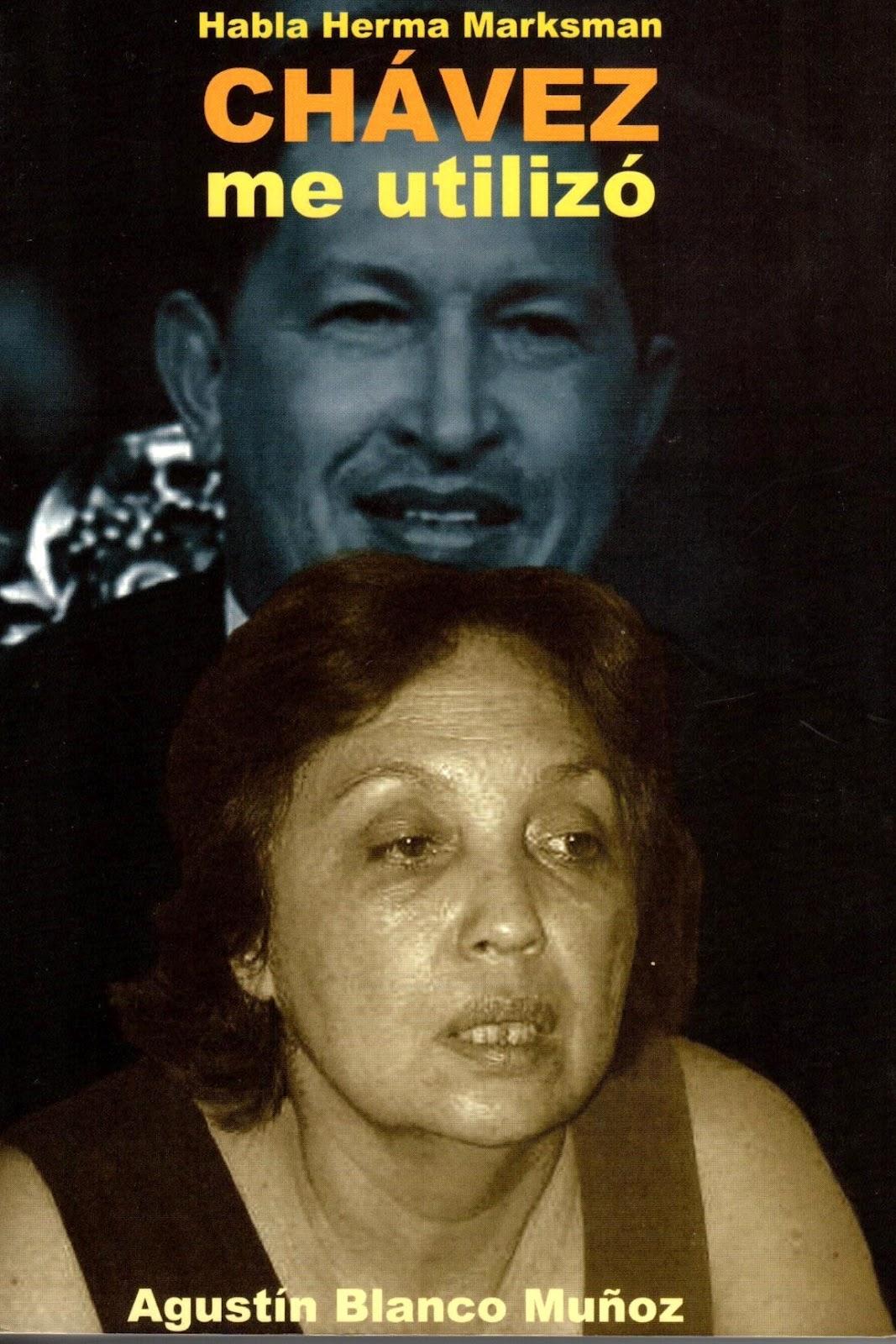 Resultado de imagen para hugo chavez Herma Marksman