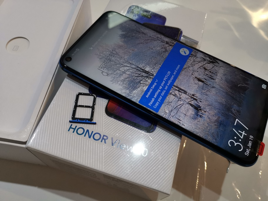 Specialist For Japanese/Korean Mobile Phone In Singapore: Honor View
