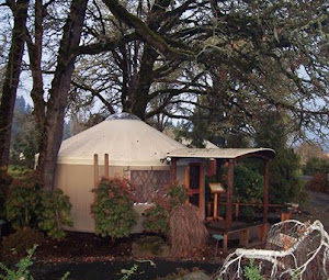 Yurts for housing? Why not.