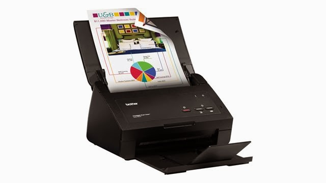 Compact desktop document scanners are an essential component division of a paperless occupation  Download Brother Ads-2000 Printer Driver Free