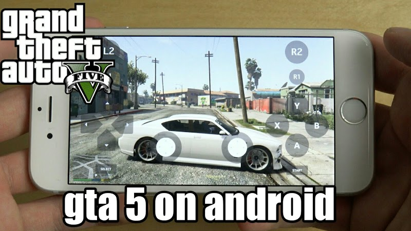 ⬆⬆⬆Download gta 5 apk+data  game for android phone
