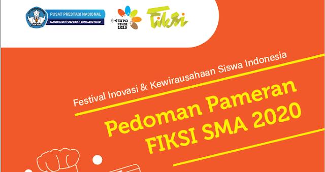 Kemendikbud Gelar Festival Inovasi dan Kewirausahaan Siswa Indonesia 2020