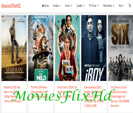 Movie Flix HD 2020-Latest Download Hollywood, Bollywood Movies