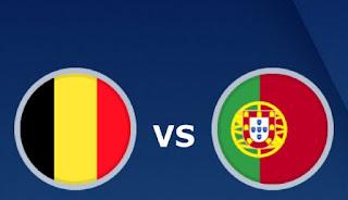 موعد مباراة البرتغال وبلجيكا في بطولة يورو 2020.