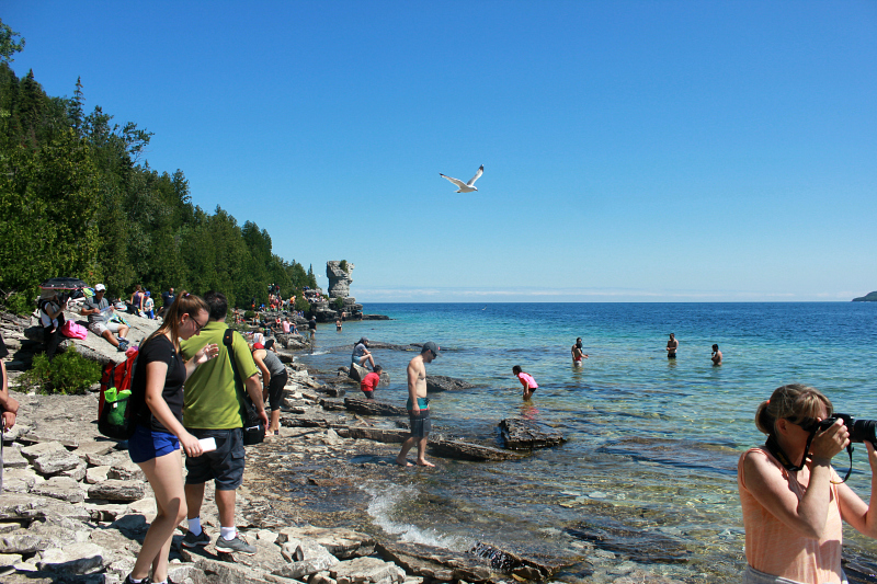 Making the Most of Your Visit to Flowerpot Island, Fathom Five National Marine Park