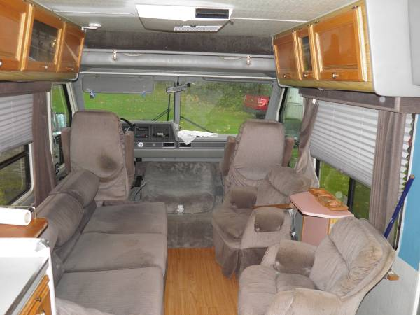 Used RVs 1987 Empress Motorhome For Sale by Owner