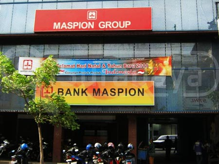 Nomor Call Center CS Bank Maspion