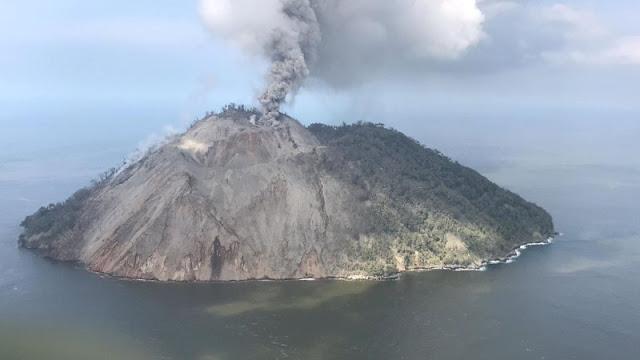 Gunung Pulau Kadovar