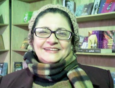 عزة رشاد كاتبة روائية أدبيه عربية مصرية كتب روايات كتاب ادب رواية