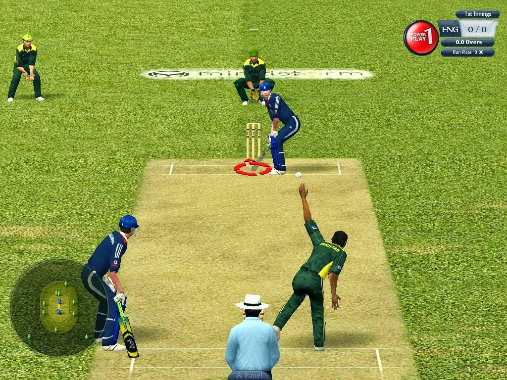 World Cup Cricket 2011 Game