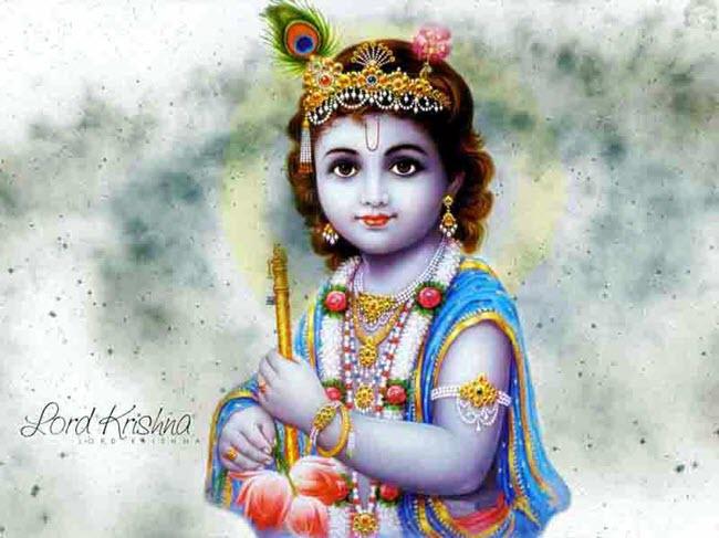 Beautiful Images of Lord Krishna