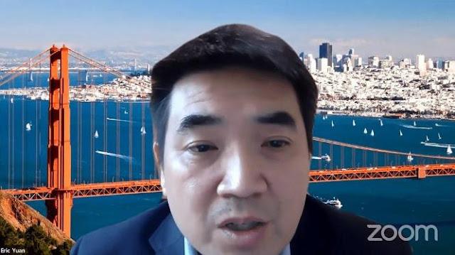 CEO Zoom Meminta Maaf Tentang Masalah Keamanan Data