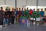 Pelawak FC Juarai Tournament Futsal Pujut