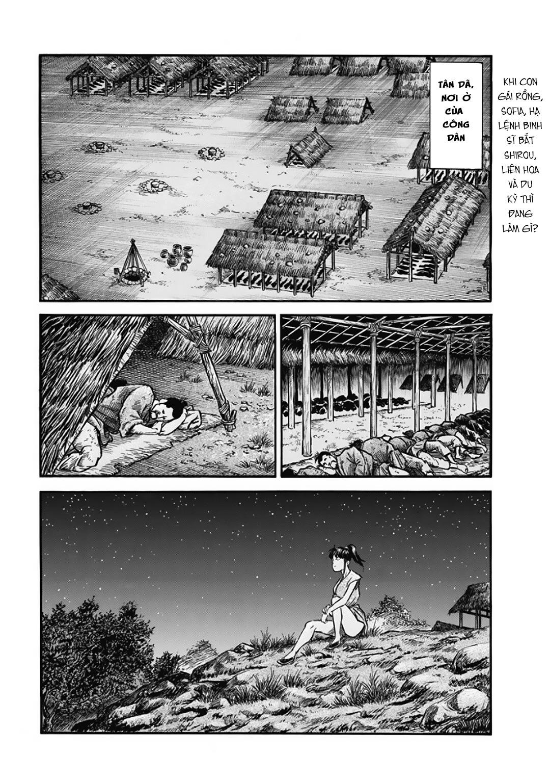 Chú Bé Rồng - Ryuuroden chap 281 - Trang 2