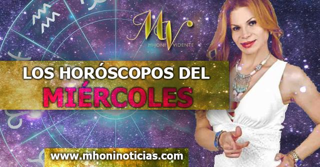 Los Horóscopos del MIÉRCOLES 30 de DICIEMBRE del 2020 - Mhoni Vidente