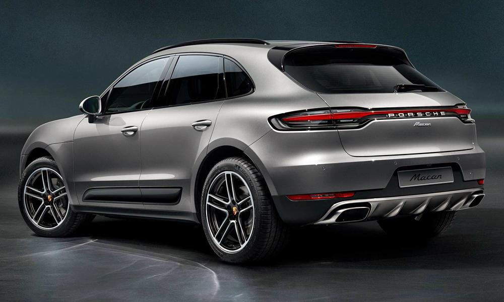 New 2019 Porsche Macan Turbo uncovered with 434bhp. , Bike