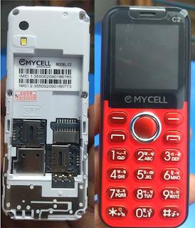 MyCell C2 Flash File
