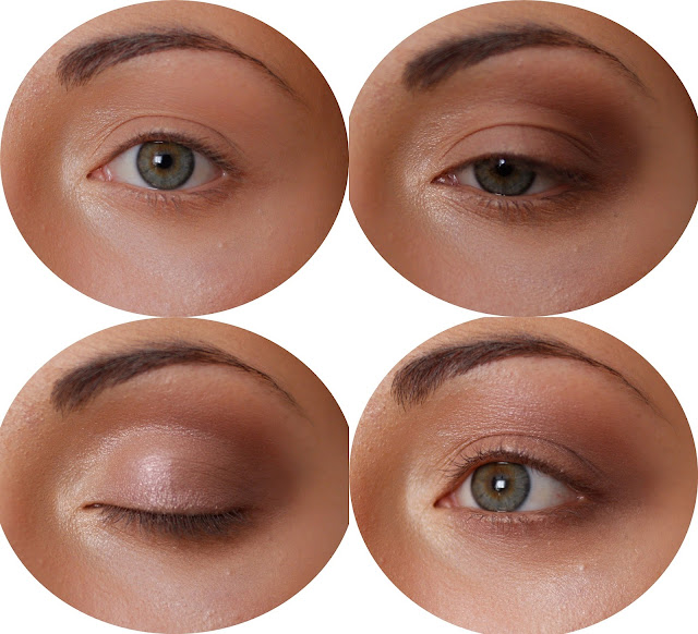 makijaż naturalny oka