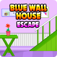 Play AvmGames Blue Wall House …