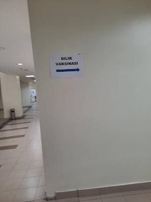 """"""" Saya Telah Divaksin """""""