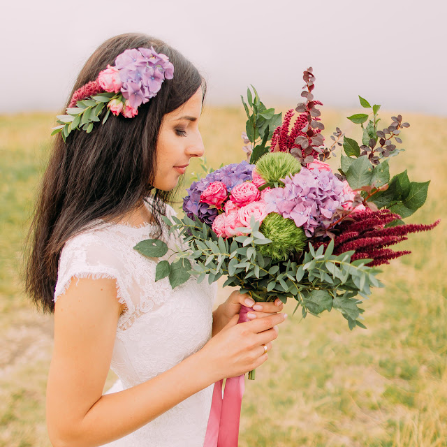 Boho Bridal Style - Brooklyn Designs