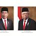 Unduh Foto Resmi Presiden dan Wakil Presiden Indonesia Periode 2019-2022