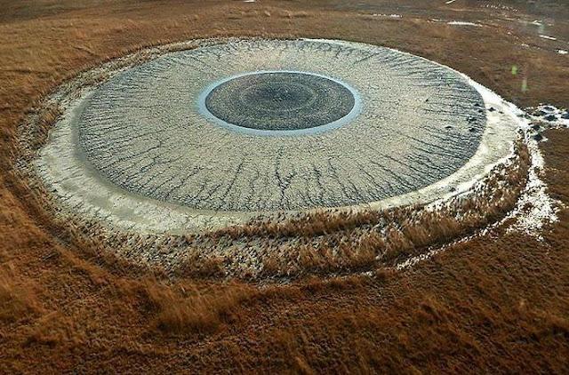 Pugachevsky volcano
