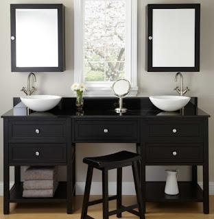 Bathroom Vanities With Bowl Sinks