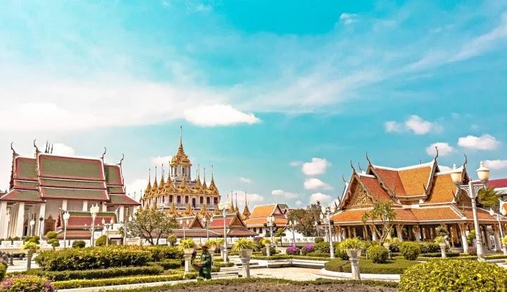 Bikin Iri Banget! Covid-19 di Thailand Reda, Liburan Warga Dibayai Pemerintah