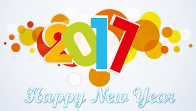 Gambar Ucapan Tahun Baru 2017 Indah Terbaru Happy New Year Wallpaper HD