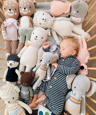 Squeezable Stuffed Animal-Stocking Stuffer Ideas for Toddlers