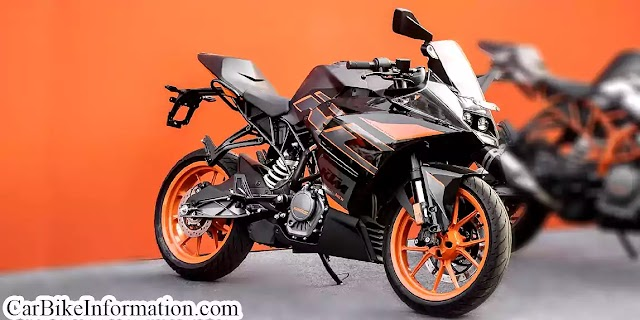 KTM RC 200 BS6 Price in 2021 Review, Mileage, Images, Colours, Spec