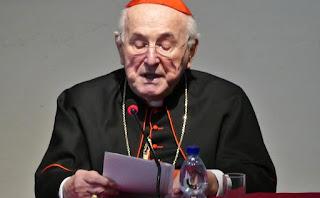 le synode amazonien tente-t-il d'imposer une religion naturelle panthéiste de l' Cardinal_Walter_Brandmuller_1_810_500_75_s_c1