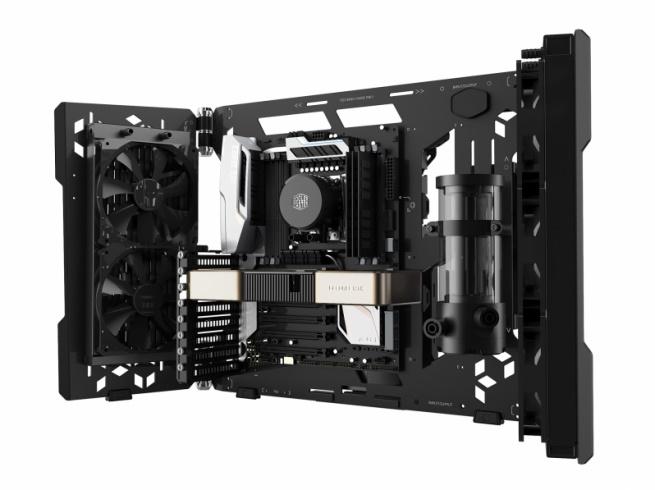 Cooler Master Open Cases