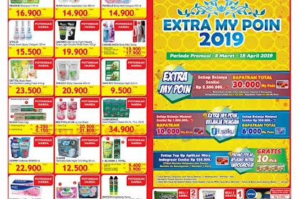 Katalog Indogrosir Terbaru Super Promo 22 Maret - 4 April 2019