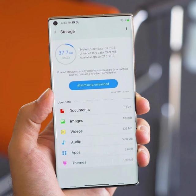 Smartphone tahun 2020