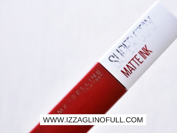 Maybelline Superstay Matte Ink in Ruler