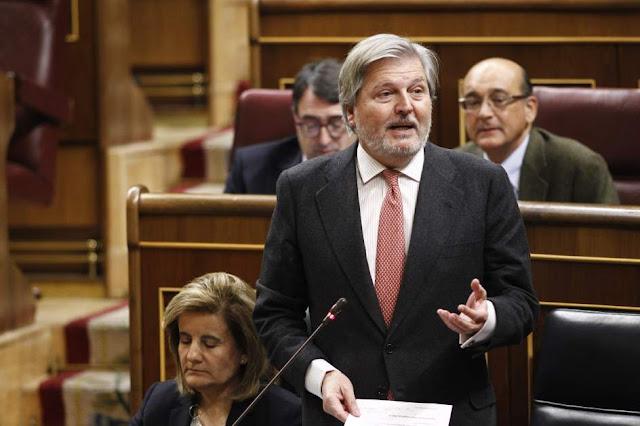 Íñigo Méndez de Vigo en el Congreso