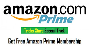 Join Amazon Prime At Free of Cost