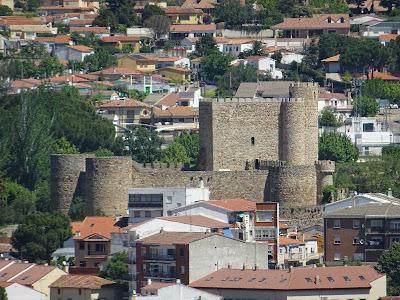 Castillo de La Coracera, San Martín de Valdeiglesias