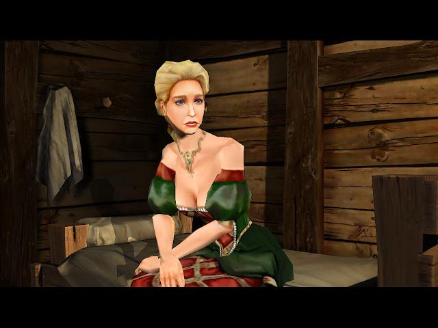 Screenshot from Sid Meier's Pirates! (2004)