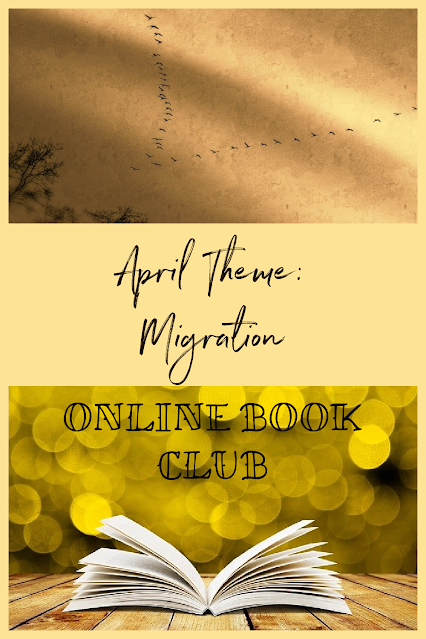 Online Book Club - Wrapping Up April: Migration